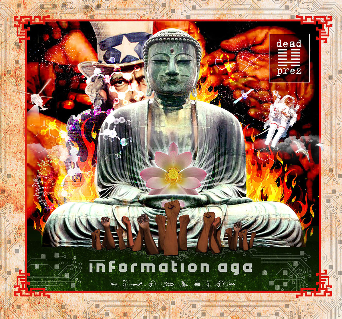 Dead Prez Information Age Album cover